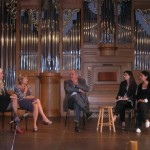 Post-show panel with psychiatrists from Amadeo Avogadro, Novara